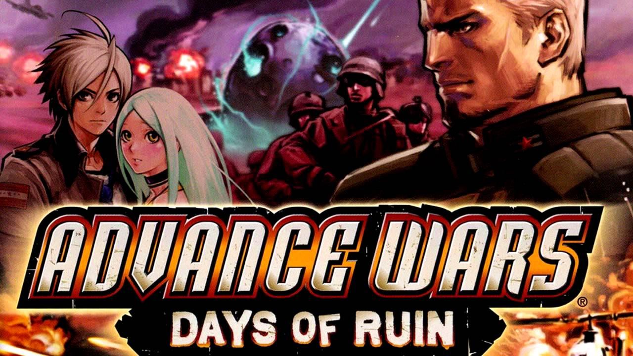 Advance wars dark conflict - Jeux vidéo