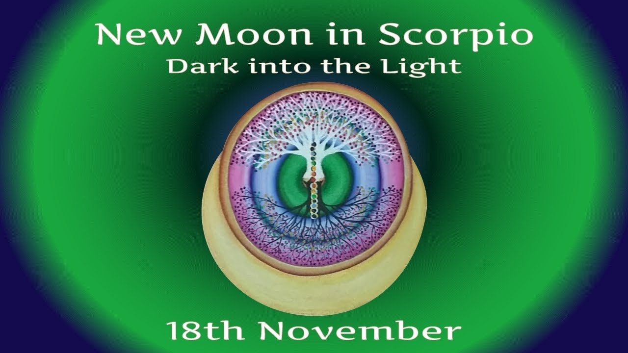 New Moon Vesta In Scorpio Plus Mars Opposite Uranus Dark Into The Light