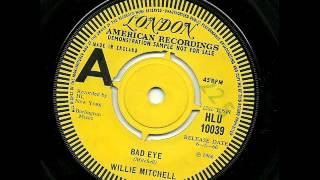 willie mitchell bad eye