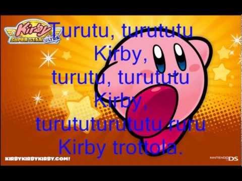 Kirby - Cristina D'Avena - Sigla completa + Testo