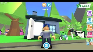 Roblox, Adopt Me, Tiny Home, (Tye_7) Tour