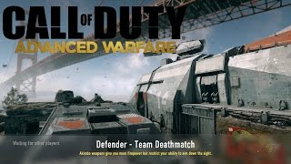 Call of Duty Advanced Warfare Multiplayer Gameplay - CODAW PS4 Day Zero Live Commentary