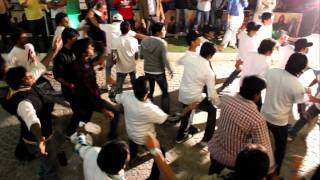 PANJAA Flash Mob at Prasads IMAX @ Hyderabad - HD Video