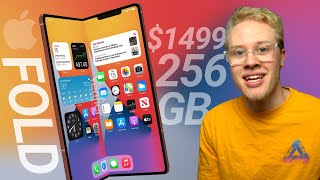 iPhone Fold Features & Pricing + Portless iPhone 13 Rumors!