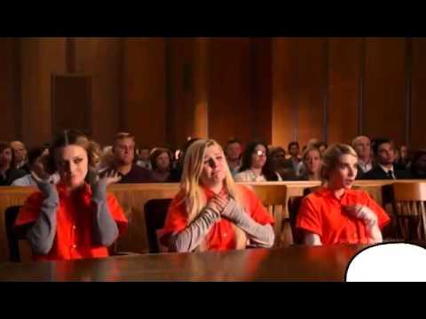 Scream queens : chanels trial