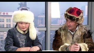 The Eagle Huntress: Pre- Sundance 2016 Interview with Aisholpan - 1st English subtitled version.