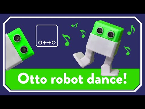 Otto DIY dance smooth criminal