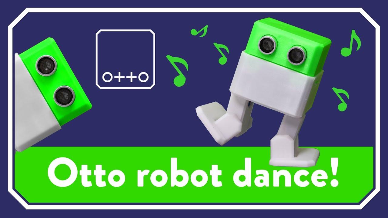 d040c9a365c Kit P/ Armar Robot Otto Diy Completo Baila Control Arduino - $ 3.229,28 en  Mercado Libre