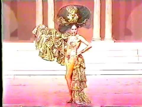 JULIO NAVARRO PRODUCCIONES 2 PARTE MISS COLOMBIA 1985 MARIA MONICA URBINA PUGLIESE - YouTube