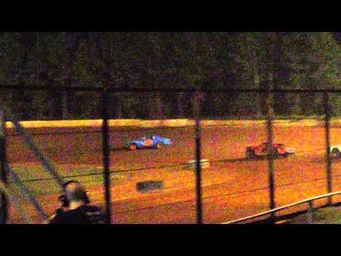 Sabine Motor Speedway Factory stock heat 8-9-14