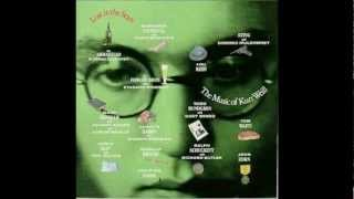 Lost In The Stars-the Music Of Kurt Weill