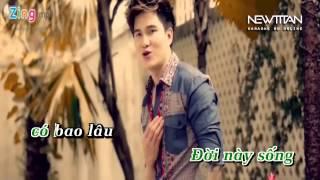 Karaoke Lụy tình Lâm Chấn Huy beat gốc