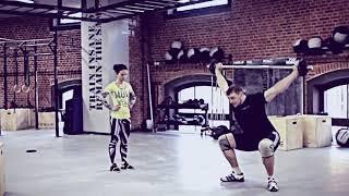 3 упражнения для отработки рывка штанги/S.BONDARENKO (Weightlifting & CrossFit)