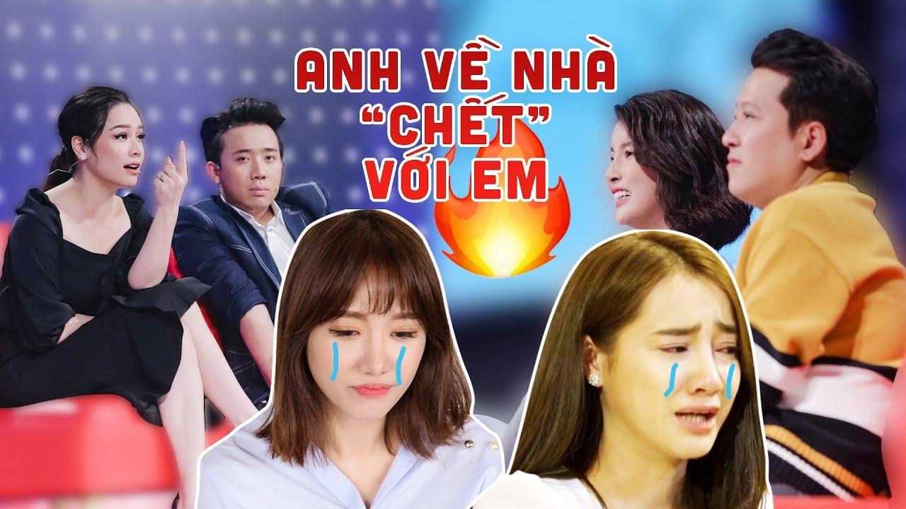 """RÒ RỈ mối tình """"thầm kín"""" của Trấn Thành – Trường Giang cùng Cao Thái Hà – Nhật Kim Anh"""