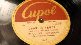 """Charlie Truck - Gösta """"Snoddas"""" Nordgren"""