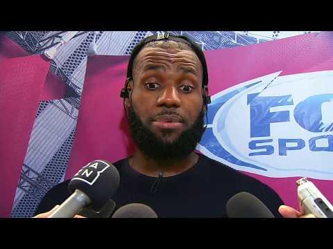 LeBron James: Dennis Smith Jr.