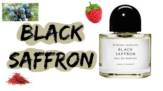 Black Saffron Byredo   Fragrance Review   Handsome Smells