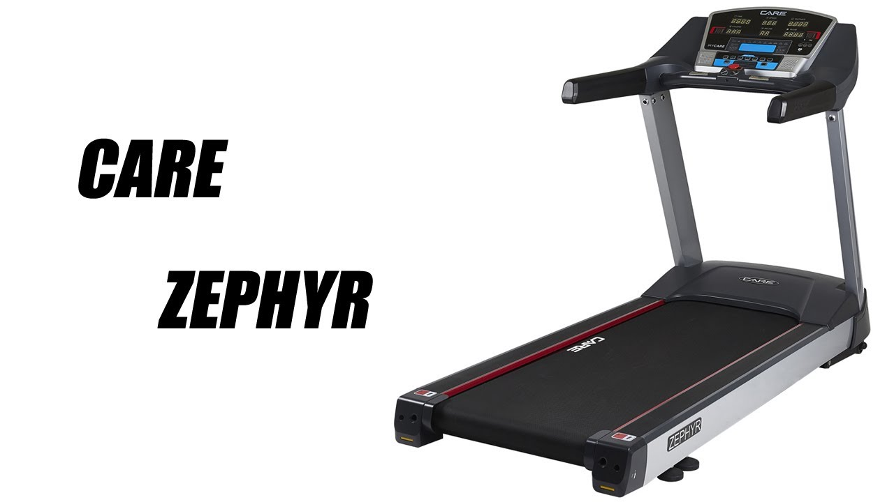 Care Zephyr Tapis De Course Tool Fitness Youtube