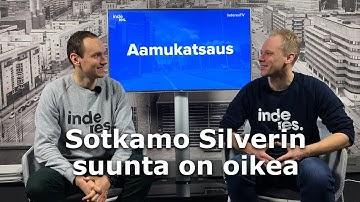 Sotkamo Silverin suunta on oikea (28.1.2020)