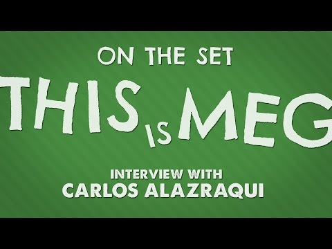 This is Meg :: Interview with Carlos Alazraqui