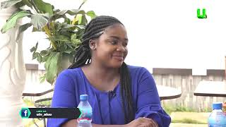 Tracy Boakye on ATUU with Abeiku Santana