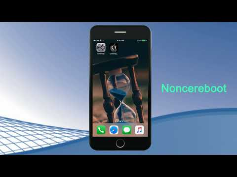 Install Noncereboot ( Online method / no PC ) - YouTube