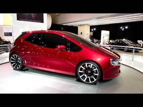Honda Gear Concept - Exterior Walkaround - 2013 Salon de L'Automobile de Montreal