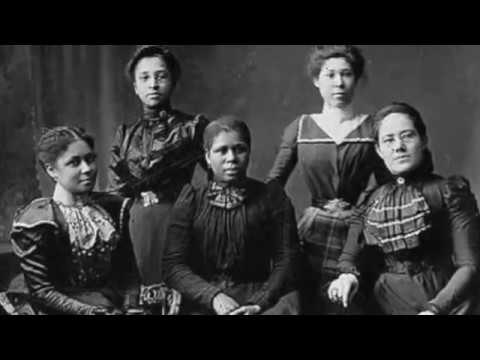 The Black Suffragist