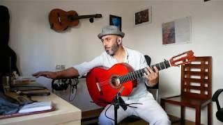 BULERIAS 232BPM GUITARRA FLAMENCA RYCARDO MORENO