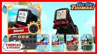Diesel evolves to GOLDEN Diesel *Lightening Boost* Thomas & Friends: GoGo Thomas! Budge New 2019