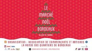 Les sacs en papier du Marché Noël de Bordeaux 2014