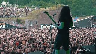 Brutal Assault 22 - Nile (live) 2017