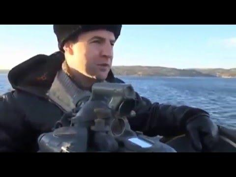 Inside a Russian Submarine