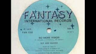 "SLY & HUNTER - NO MORE VISION (ORIGINAL 12"" VERSION) (℗1988)"