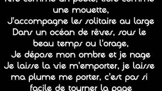 Zaho 2013 - Tourner La Page ( Paroles HD )
