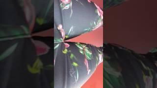 677c7ef75e Blusa Lança Perfume Tshirt Preto Verão 2017 com Calça Estampada