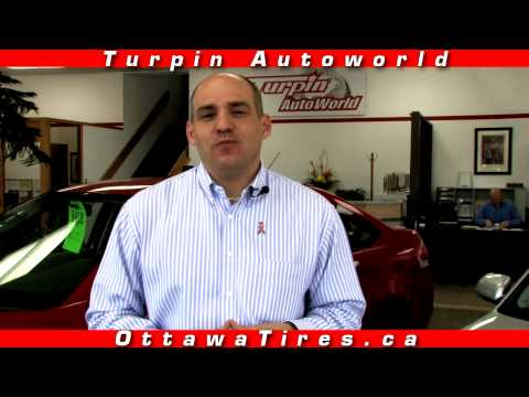 Turpin Autoworld- You Could WIN Your Tires!