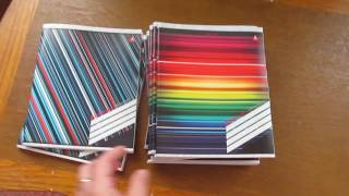 Набор тетрадей ученических 10 шт Аркуш Спектр А5 в клетку 96 листов (4 дизайна) (61706)(, 2016-08-16T08:30:40.000Z)
