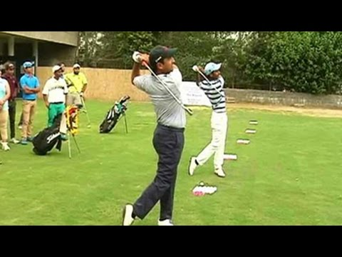 Face lift for India's only stand-alone public golf range