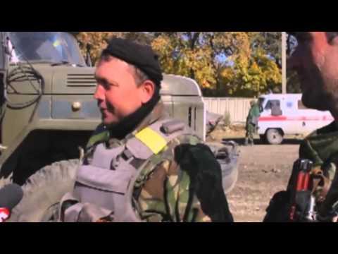 Горловка Оборонные позиции украинской армии и Нацгвардии  АТО, ДНР, ЛНР, Донецк, Луганск