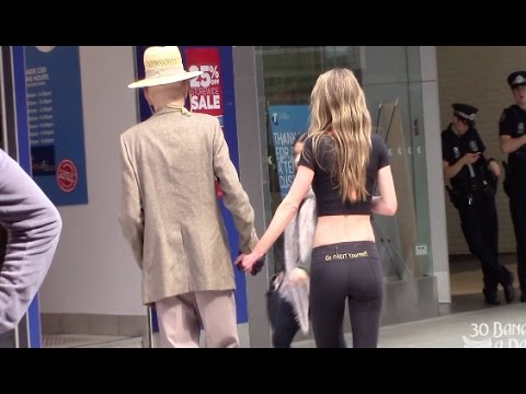 86 YEAR OLD GRANDPA PICKS UP FITNESS MODEL! from YouTube · Duration:  3 minutes 45 seconds