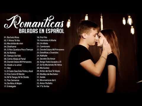 Las 100 mejores baladas en español 💘 Musica Romantica 70 80 90 Para Trabajar y Concentrarse