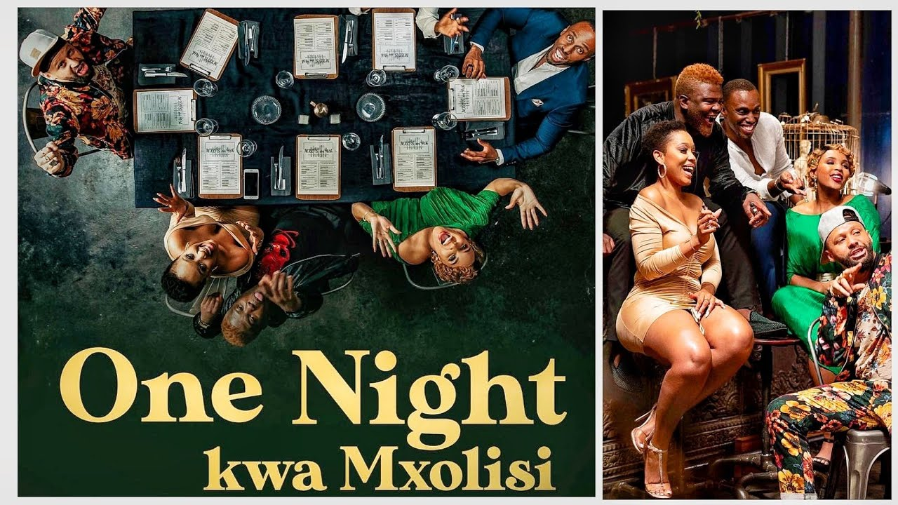 """Download 5 TAKES FROM """"ONE NIGHT KWAMXOLISI"""" 