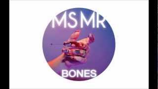 MS MR - Bones