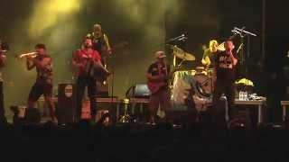 """Fermin Muguruza & Manu Chao La Ventura - """"Sarri, Sarri"""" - Esperanzah! Festival 2015"""