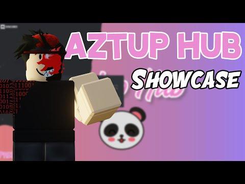[Aztup Hub] Roblox Script Hub Review