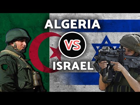 Algeria vs Israel - Military Power Comparison 2020