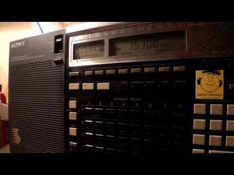 11 10 2016 Radio Latino in English to Eu 1743 on 7530 unknown tx site