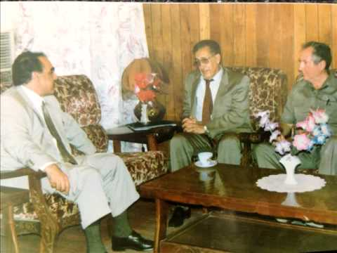 Afghanistan Vice Foreign Minister Abdul Rahim Ghafoorzai interview with California Radio 6/25/95