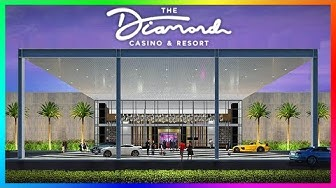 GTA Online Casino DLC Update - NEW FEATURES! Exclusive Shopping, Valet Parking, Lucky Wheel & MORE!